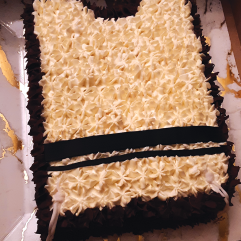 Tzitzis Cake